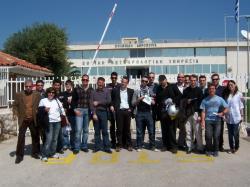 Συνάντηση ερασιτεχνών μετεωρολόγων στην Ε.Μ.Υ - 04/04/2009