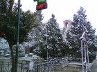 Χιόνια Αττική - Μάρτιος 2011