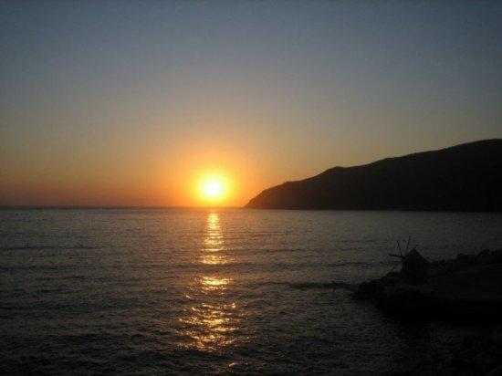 amorgos-sunset