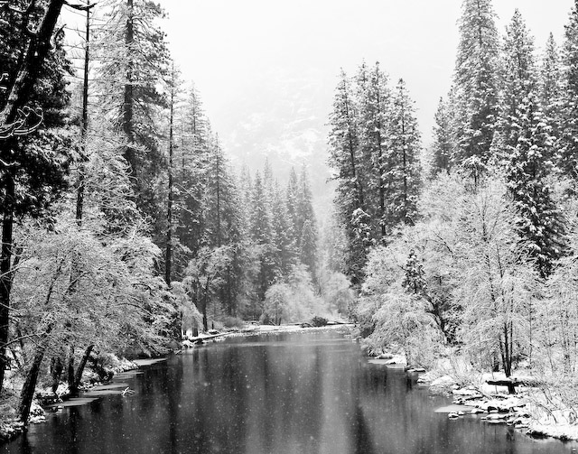 merced-river-snowfall