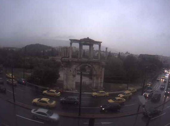 rain Athens copy