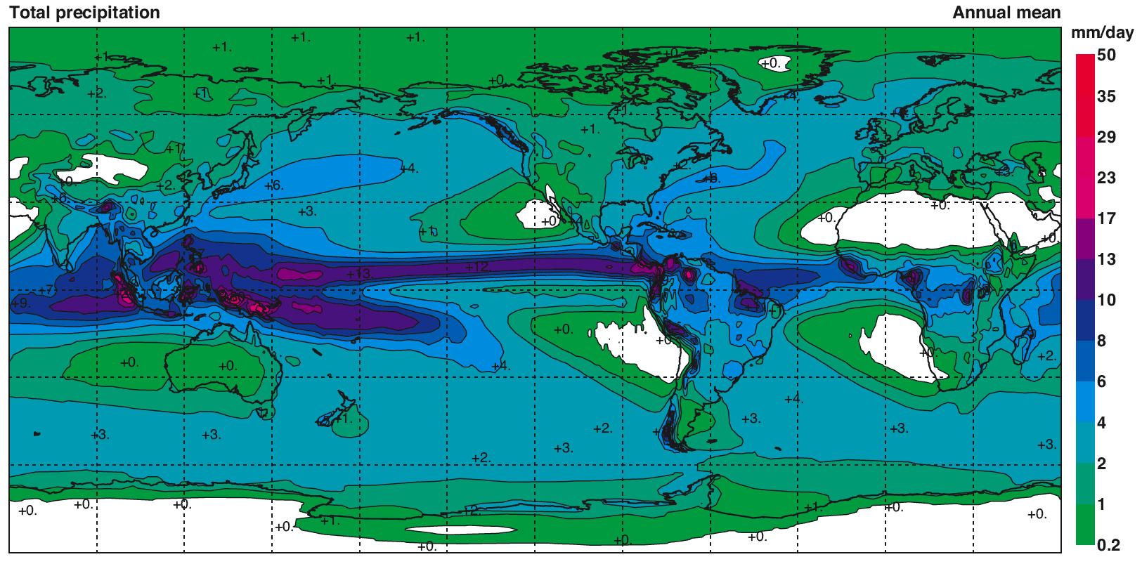 global-mean-rainfall-rate-era40